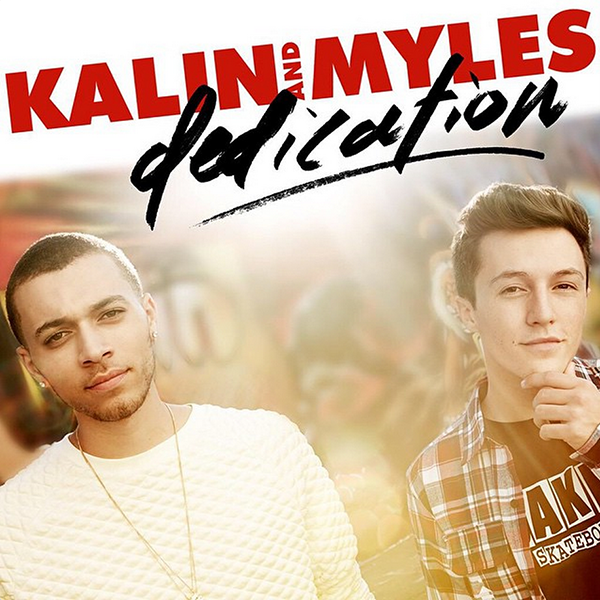 Kalin and Myles' Dedication EP can appear immature at first.