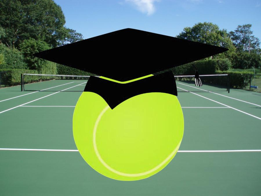 Tennis is as much a physical sport as it is a mental sport. With that in mind, playing tennis has taught me the importance of mental toughness, said Awsare.