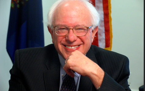 Democratic candidate for 2016 election Bernie Sanders.