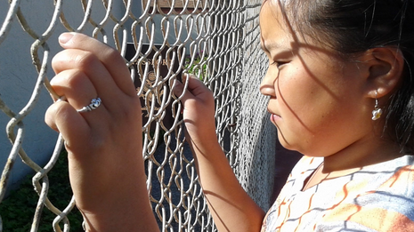 Detention centers in the United States are filling up with  children and single mothers.