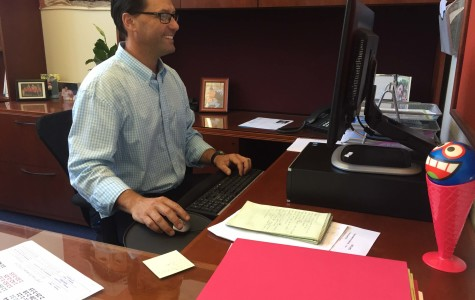 Gregg Patner wants to be more than just your vice principal