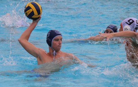 Boys water polo loses a close match