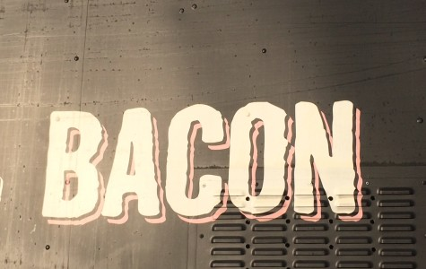 Bacon, it's what's for dinner