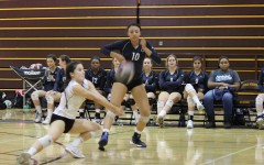 Volleyball's winning streak comes to an end