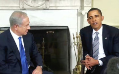 Obama talks over security with Israel Prime Minister Netanyahu
