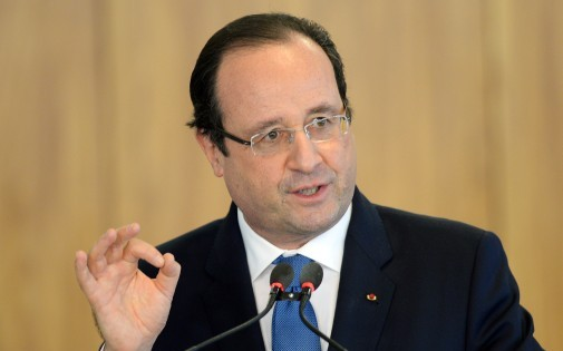 French President François Hollande talks about what actions to take after terrorist attacks.