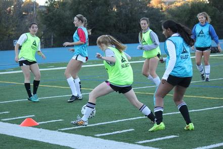 Girls varsity soccer confident for upcoming season