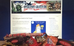 Candy donations show gratitude for veterans
