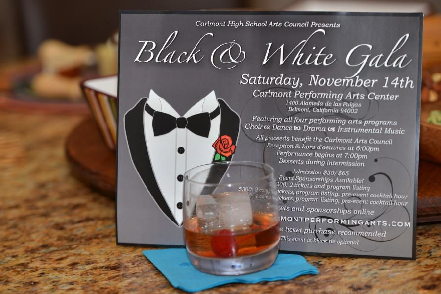 The Black and White Gala was a huge success for the Performing Arts programs.