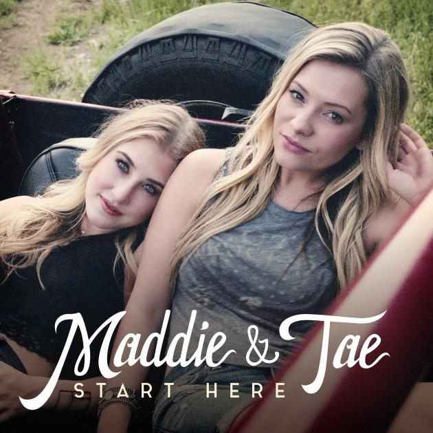Maddie+and+Tae%27s+album%2C+%22Start+Here%2C%22+was+released+on+August+28%2C+2015.