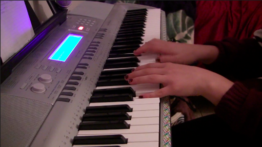 There are only 88 keys on a piano, yet there are an infinite number of ways to combine them.