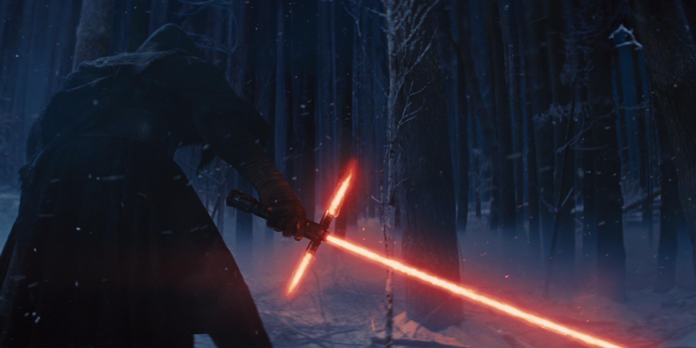 A new Vader-esque Sith Lord reinvents the Empire, calling it the First Order.