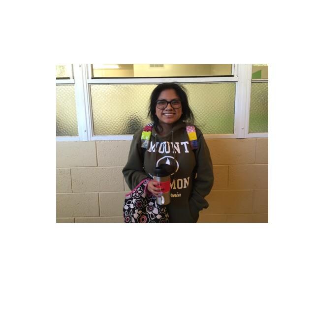 Sophomore, Marisol Cress