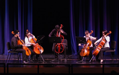 Scots showcase skill in a night of music
