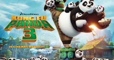 'Kung Fu Panda 3' kicks off with a bang