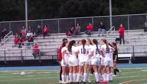 ScotCenter: Varsity Girls Soccer Takes Down Aragon Dons - Bijan Khalili