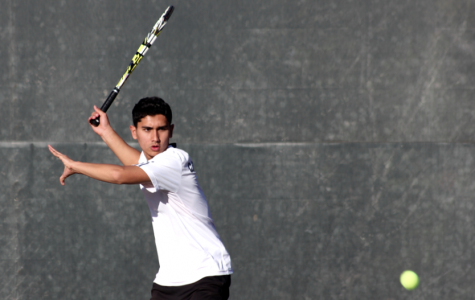 Boys varsity tennis predicts a successful season