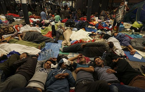 The refugee crisis is not over yet