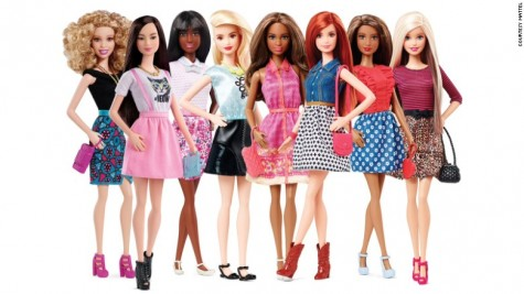 We can all be Barbie Girls
