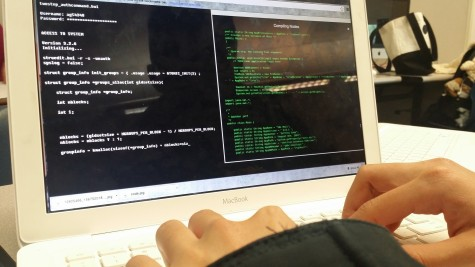 Coders test their skills with competitions