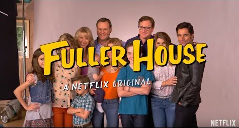 Fuller House continues the story line of Full House, 29 years in the future.