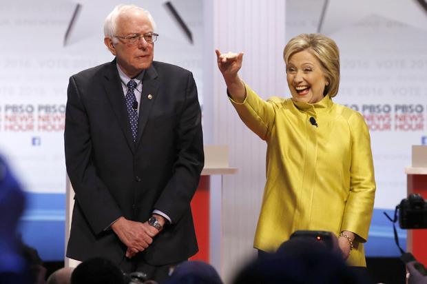 Hillary Clinton has the most votes out of both Democratic and Republican candidates  running for president.