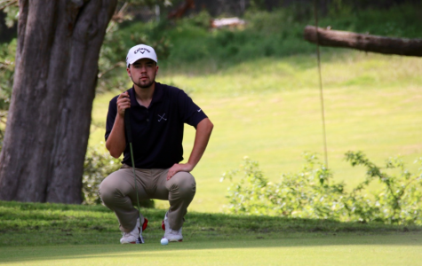 Player spotlight: Finigan Tilly prepares for golf at UC Berkeley