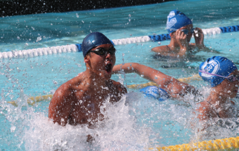 Swimming Scots triumph over the Bearcats