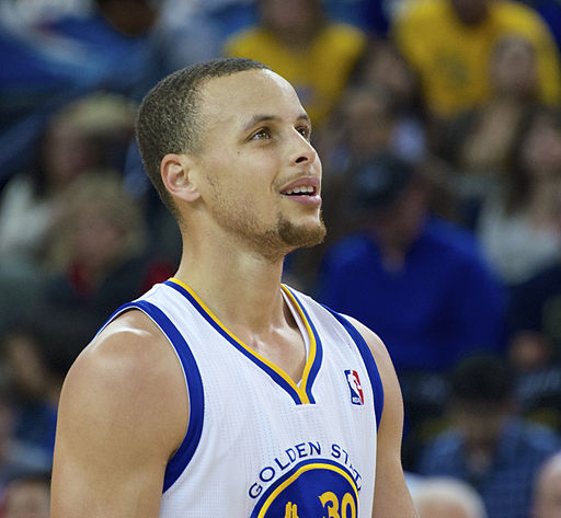 Stephen Curry suffered a Grade 1 MCL Strain during the Warriors' 121-94 victory in game 4 over the Houston Rockets on Sunday, April 24.