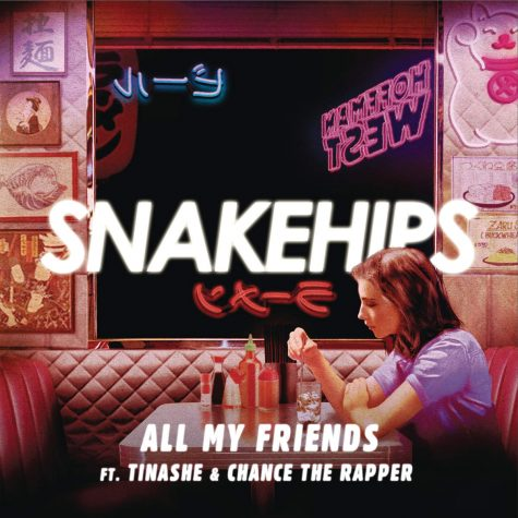 No need to feel lonely with 'All My Friends – EP'