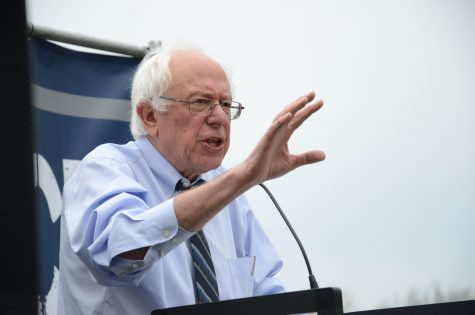Bernie Sanders strives to win over the Golden State