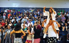 Celebration Assembly 2016 sends off students with a bang