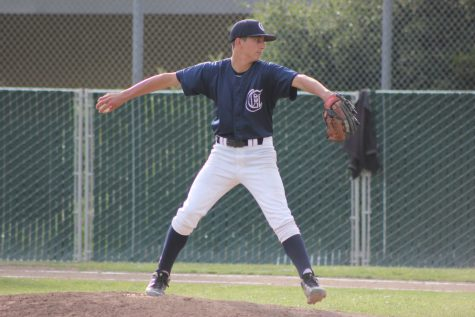 JV baseball faces tough loss against rivals Sequoia