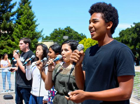 Carlmont's Got Talent showcases student voices