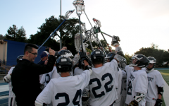 Emotions run high as boys varsity lacrosse loses on Senior Night