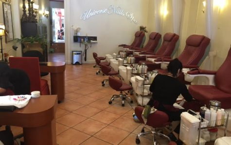 Universe Nails and Spa offers otherworldly service