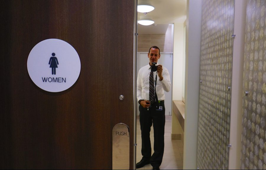 Gender-neutral Bathrooms Aren't Complete 'safe-zones