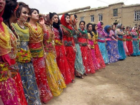 Suicide bombing at Kurdish wedding takes lives