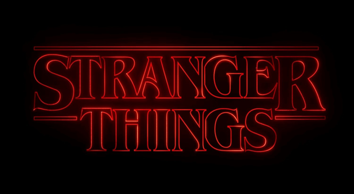 The+%22Stranger+Things%22+logo+is+nostalgic+of+the+80s+vibe+that+is+present+throughout+the+show.