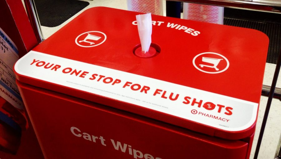 The Centers for Disease Control and Prevention have been actively advertising the new flu shot and highly encourage people to get their vaccinations.