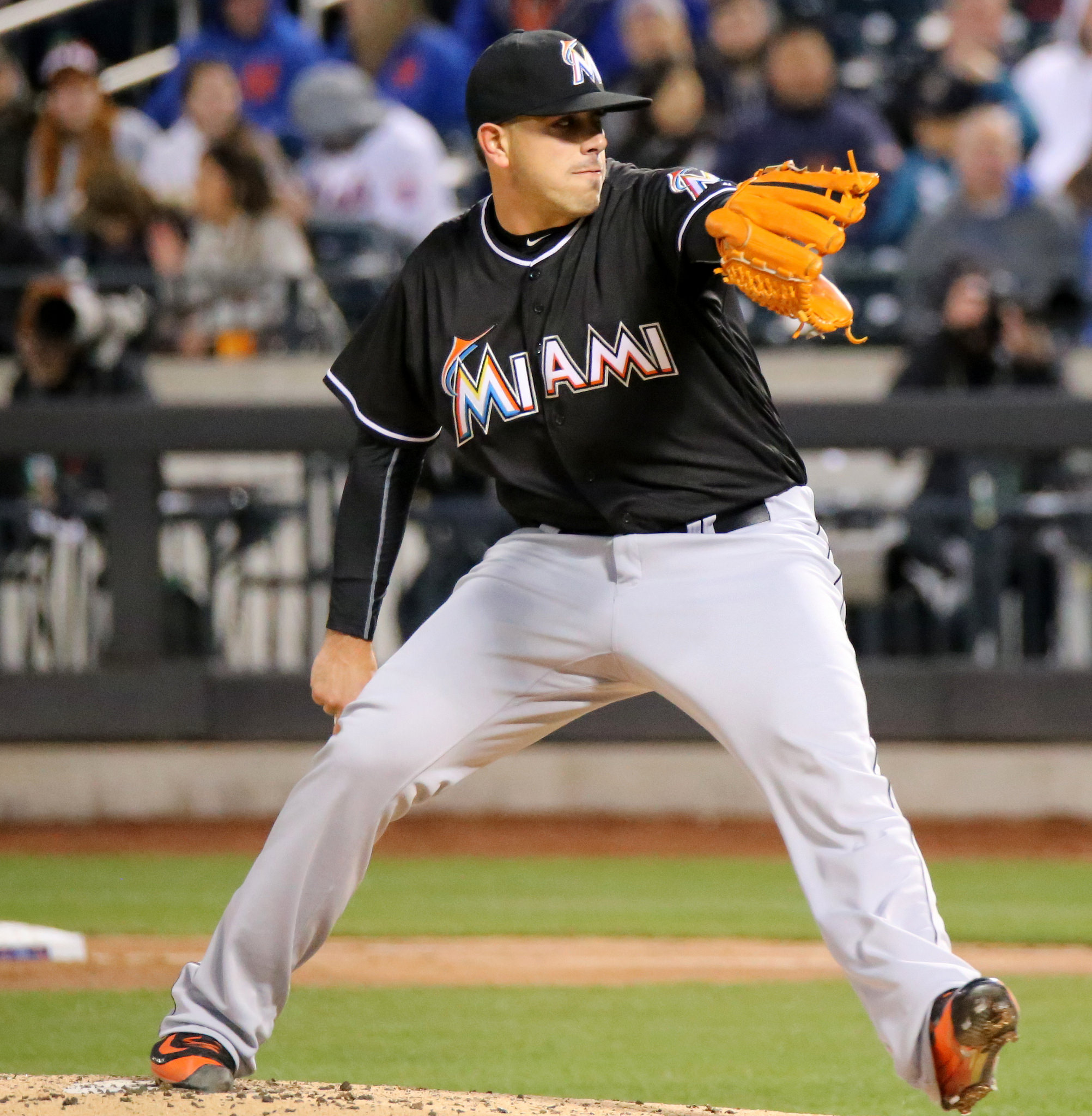 Miami Marlins pitcher José Fernández was found dead in the Miami Harbor early Sunday morning, Sept. 25.
