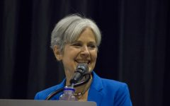 Jill Stein did not win the election, but is currently leading a voter recount effort to ensure that the voting was not