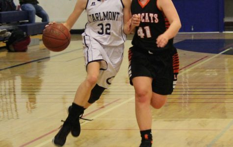 Girls varsity basketball falls to Los Gatos