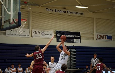 JV basketball reels over tough loss to Gators