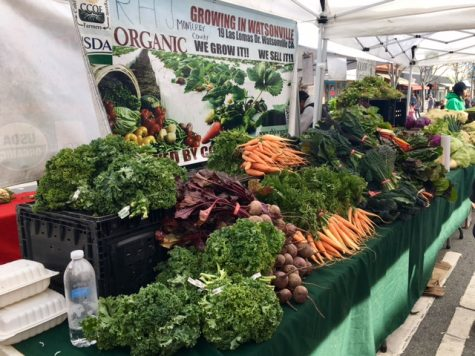 San Carlos Farmers' Market continues year round
