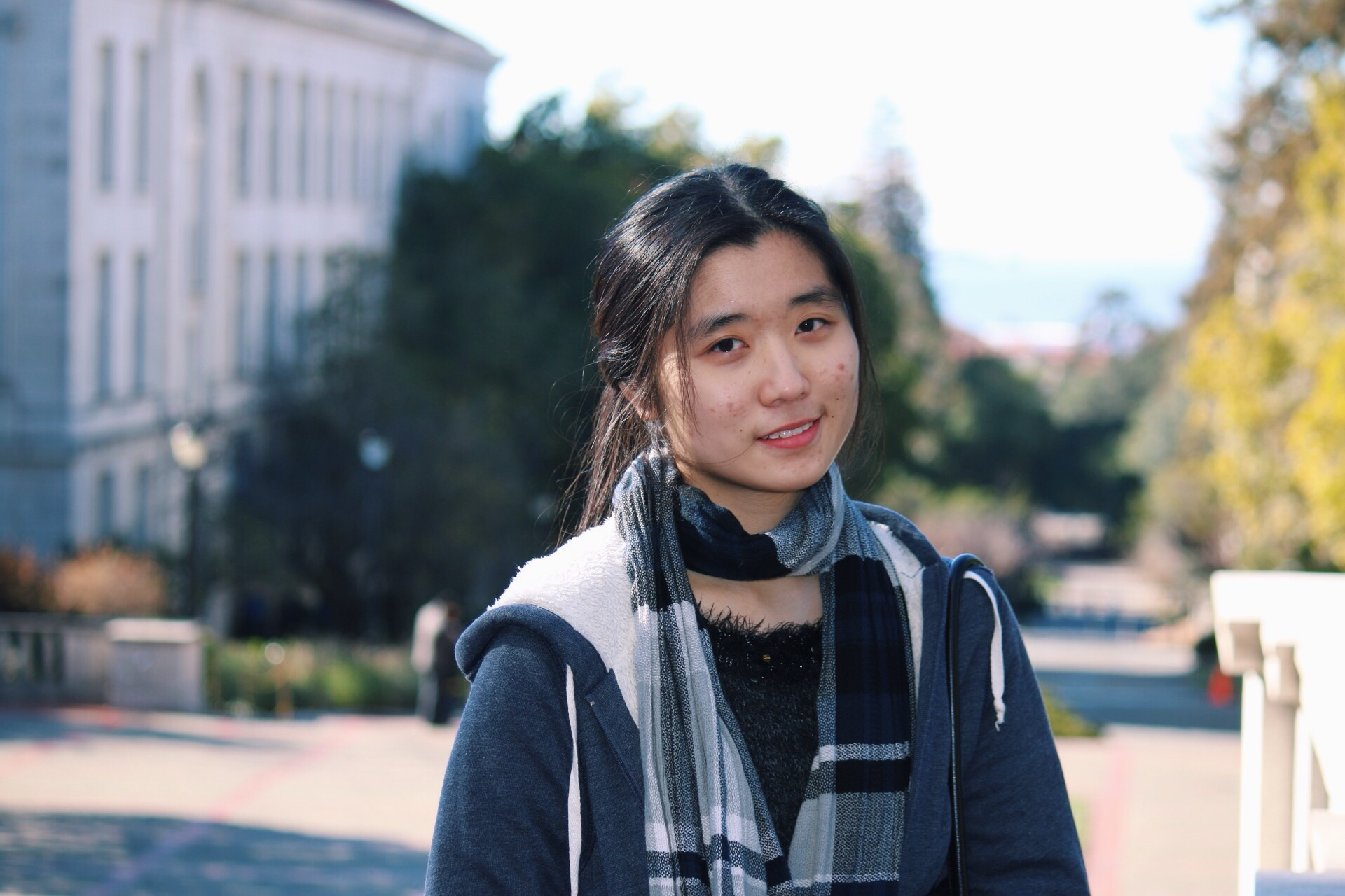 """Wen Liuyi opens up about seeing a different approach to mental illness after she moved to the United States. """"Nobody was ever willing to talk about it back in China,"""" she said."""