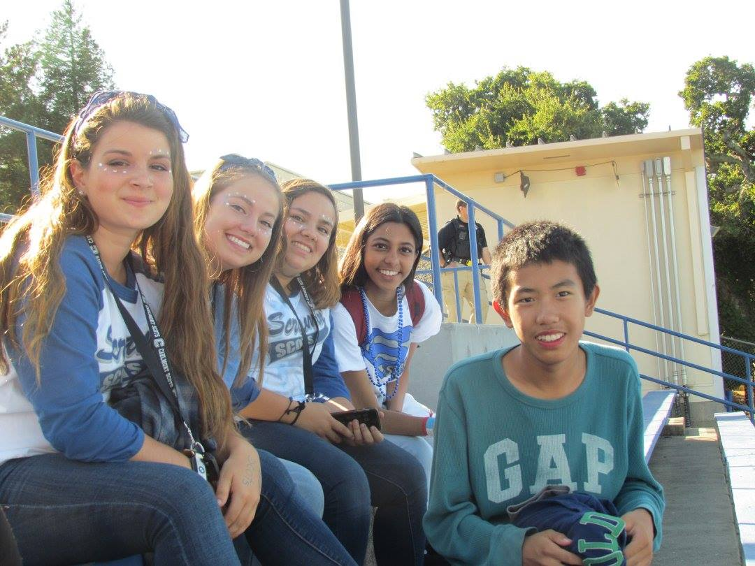 Reach Out Club creates bonds between all groups of people at Carlmont.