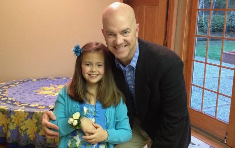 Father-daughter dance strengthens family bonds