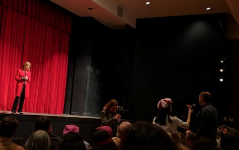 Rep. Jackie Speier addresses political concerns