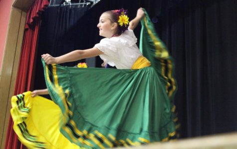 Belmont hosts its first talent show